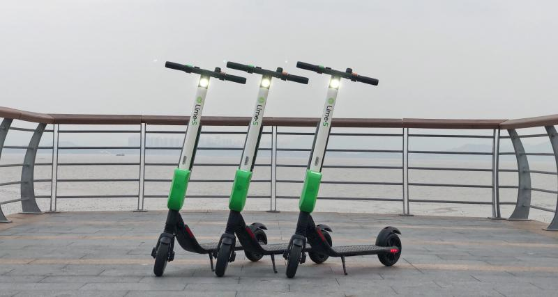 Just a few days after launching in Meridian, Lime scooters have been suspended in the city until further notice.