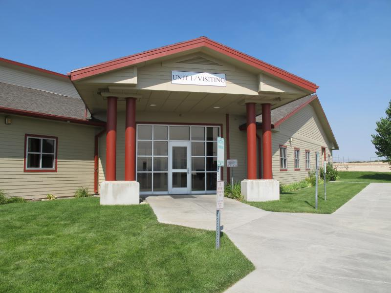 The South Boise Women's Correctional Center south of Boise.