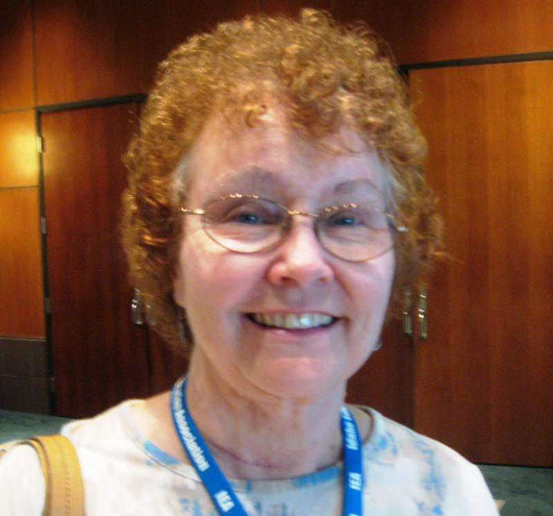 IEA delegate Pam Danielson teaches high school history and government in Orofino