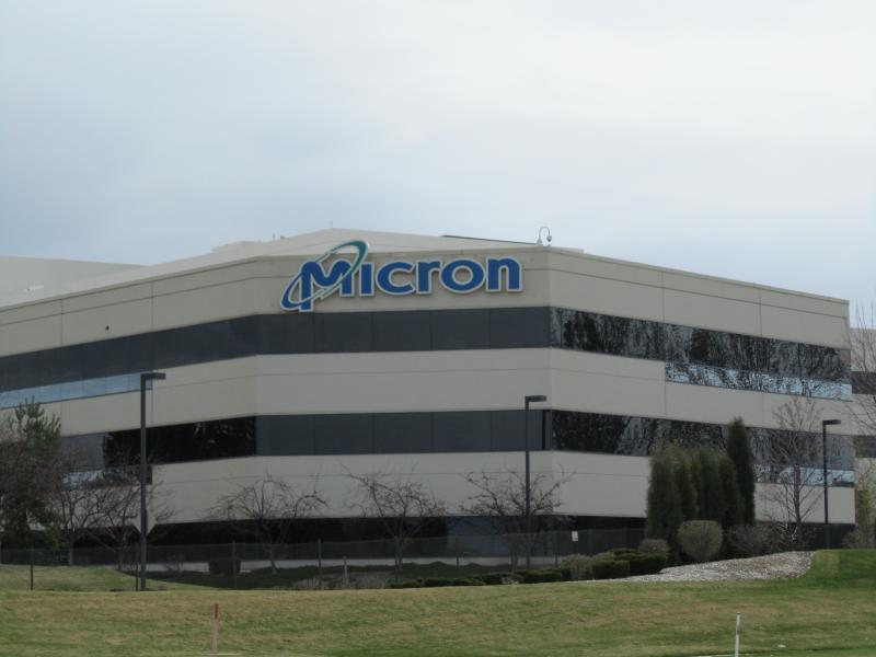 Micron's Boise Campus