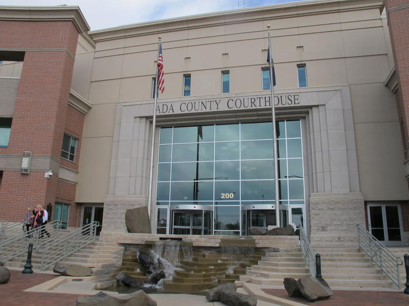 Ada County Courthouse Court Law Lawyer