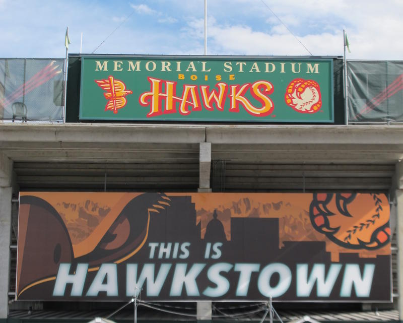 Boise Hawks Memorial Stadium Baseball Minor League (2)