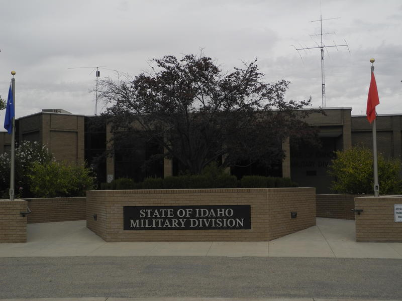 Gowen Field Military Division