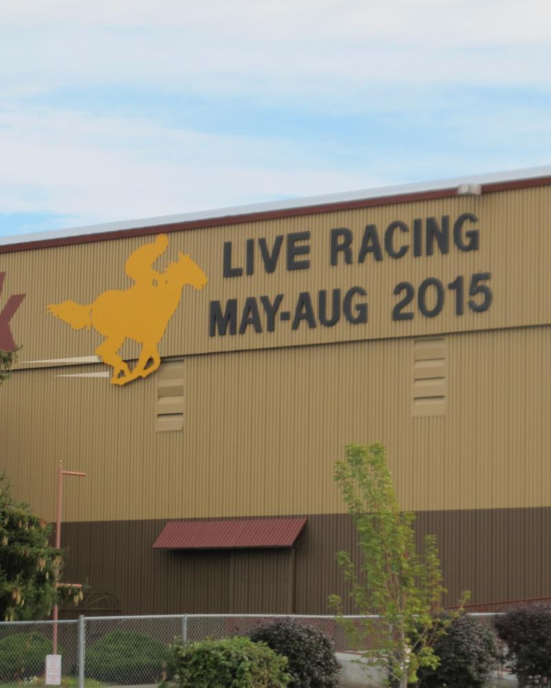 Les Bois Park Live Horse Racing