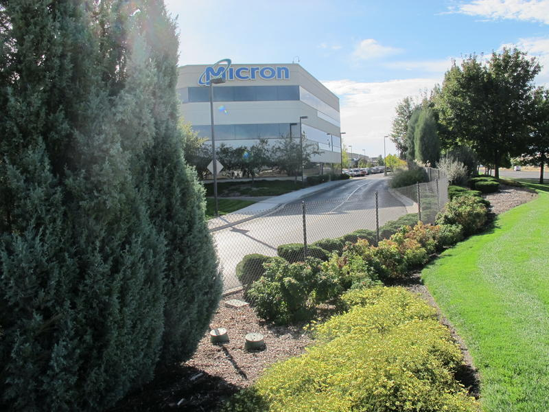 Micron Headquarters Building