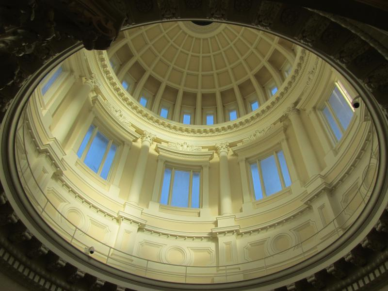 Idaho Statehouse Dome