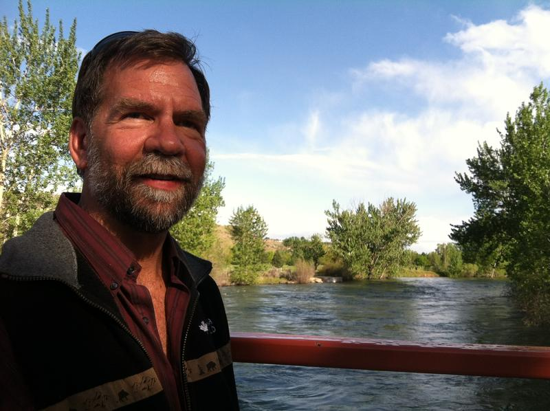 Ron Abramovich is a hydrologist for the Natural Resources Conservation Service in Boise.