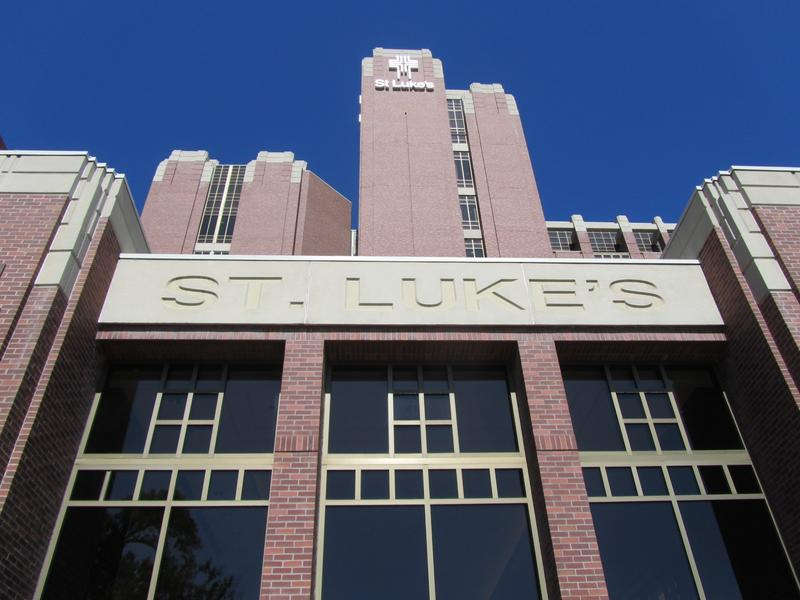 St Luke's Hospital Building