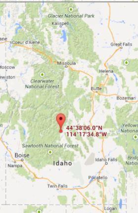 4 1 Magnitude Earthquake Rattles Challis Idaho Boise State Public