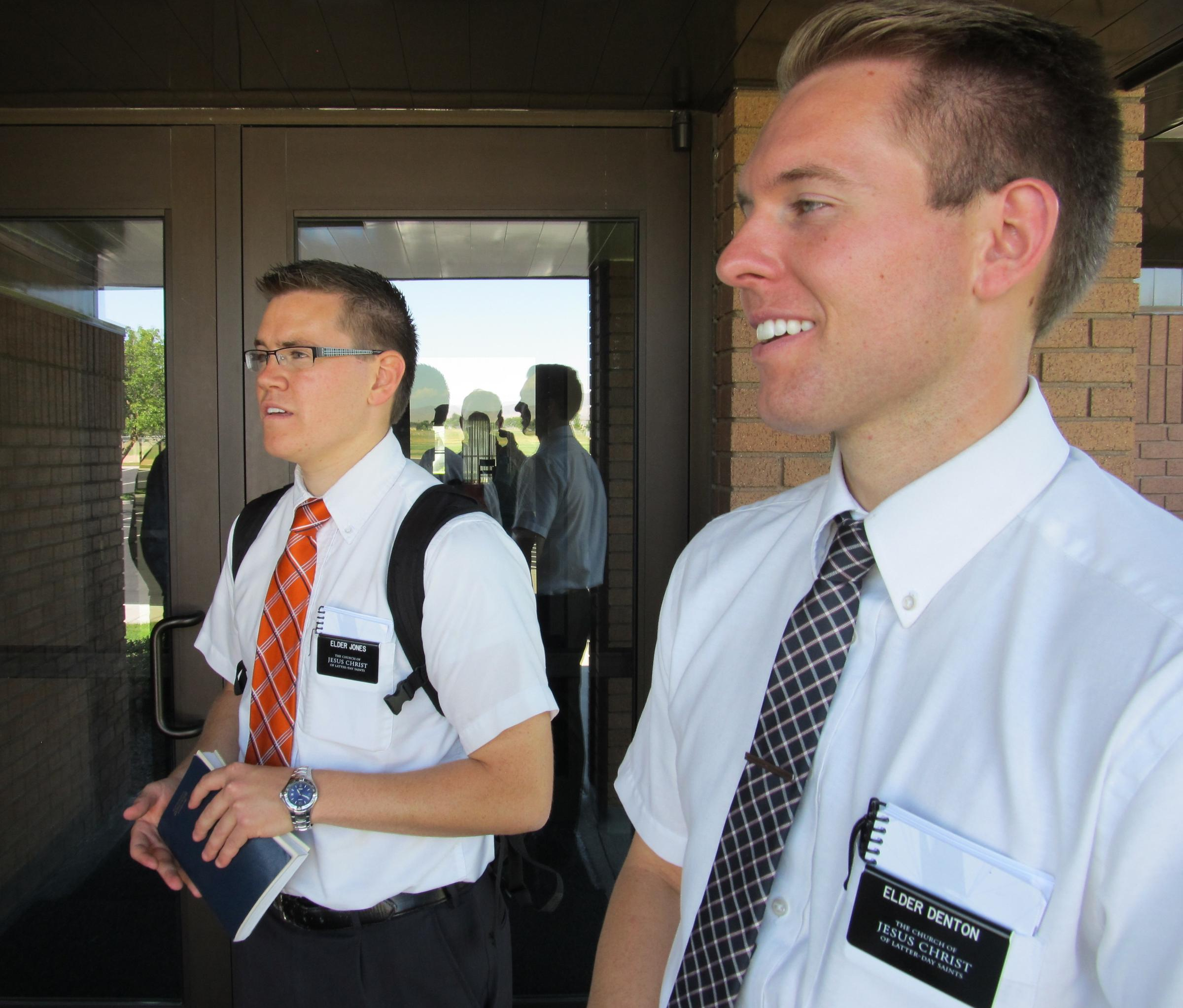 how to become a mormon missionary