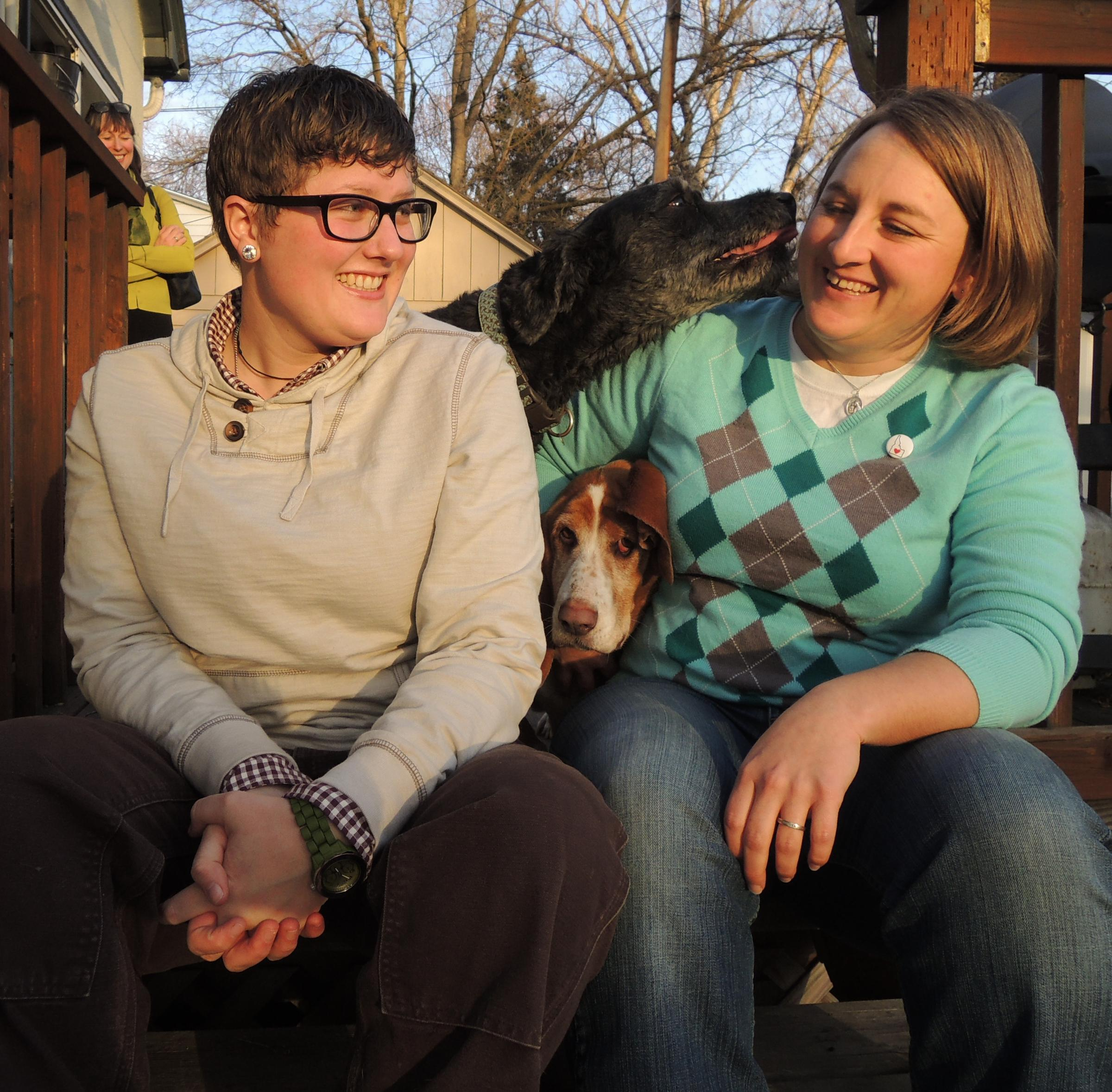 Two Couples File Same-Sex Marriage Lawsuit in NM