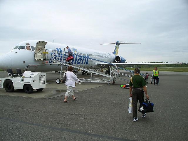 Allegiant Air Pilot Strike That Would Impact Idaho Flights