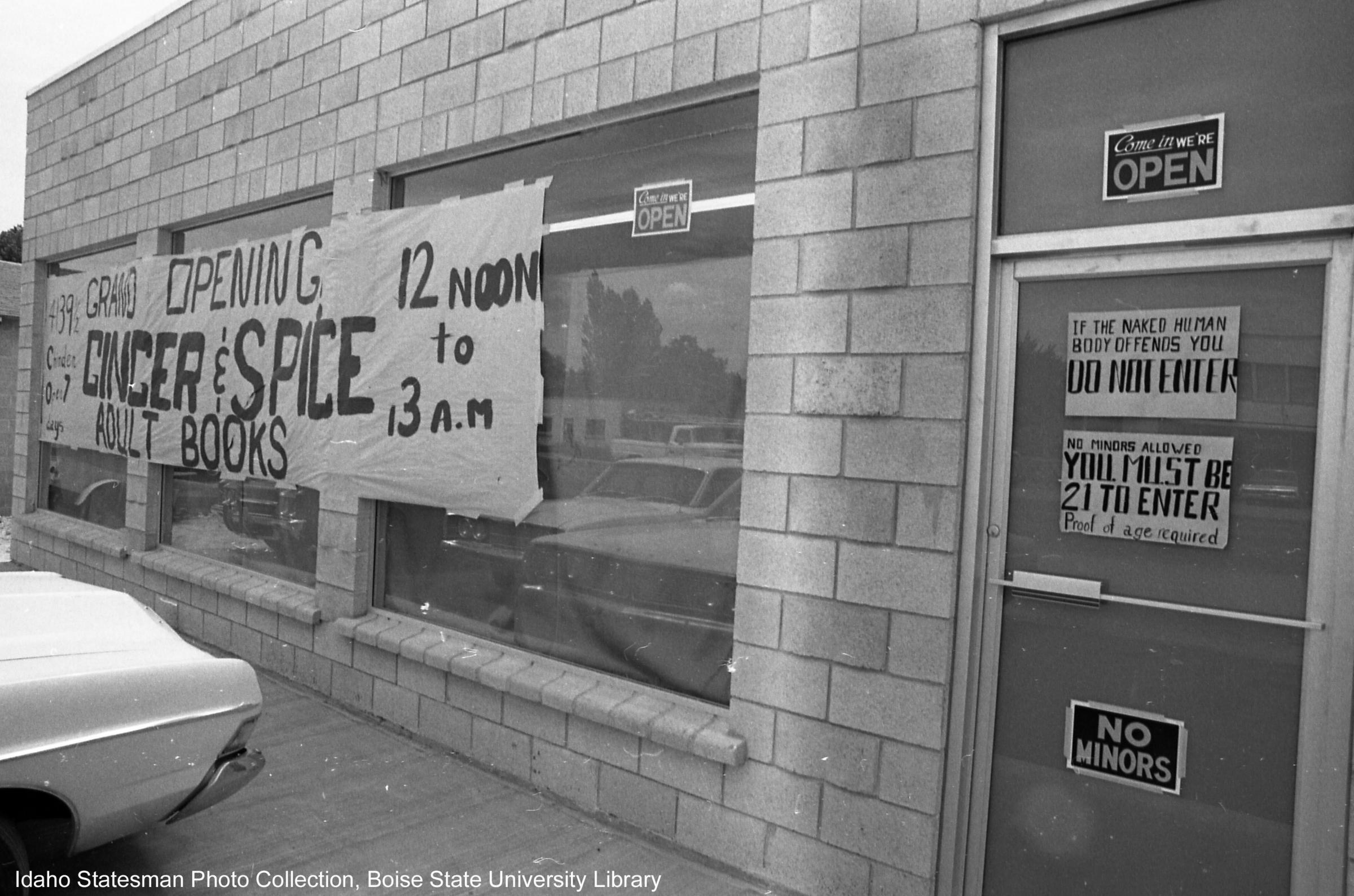 Idaho gambling history