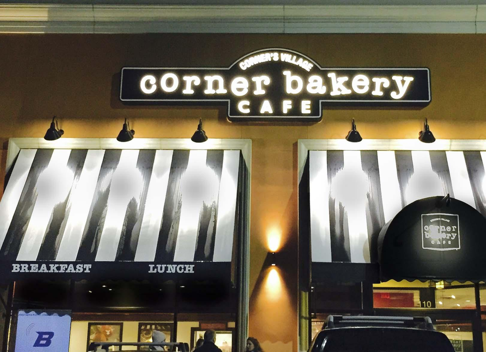 It Was Still Dark When We Showed Up To Corner Bakery Cafe In Meridian A Little Before 7 A M