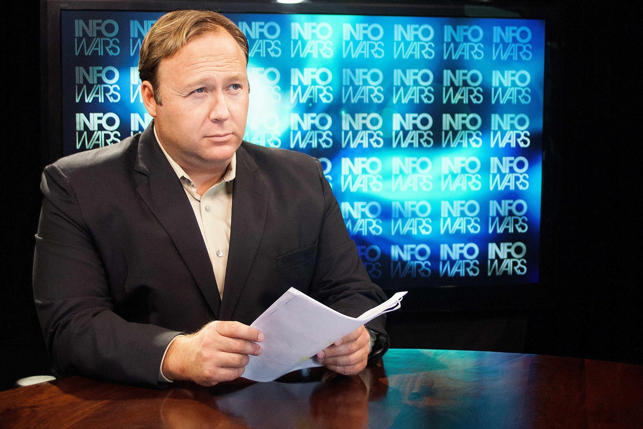 Alex Jones Loses Primary Custody Of His Children