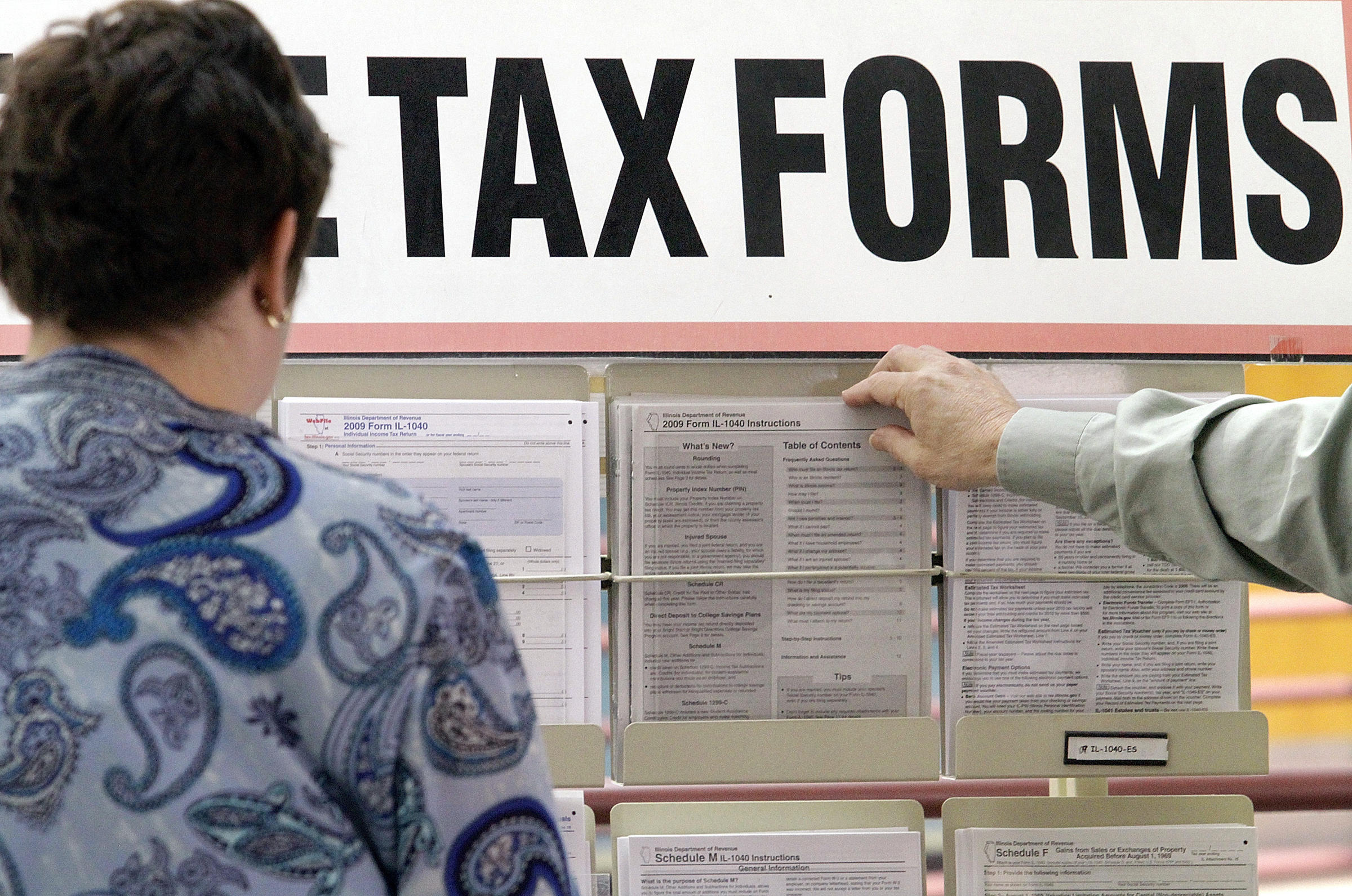 Rhode island tax forms 2018: printable state ri 1040 form and ri.