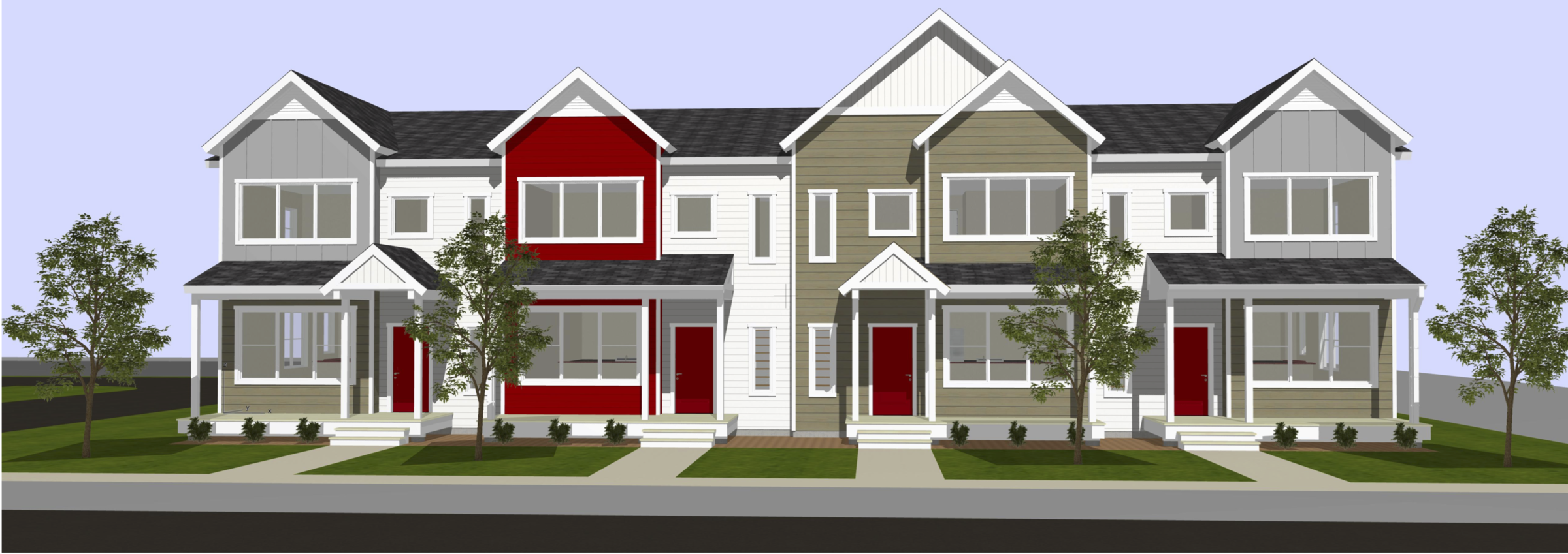 New affordable housing options approved for construction for Affordable home construction