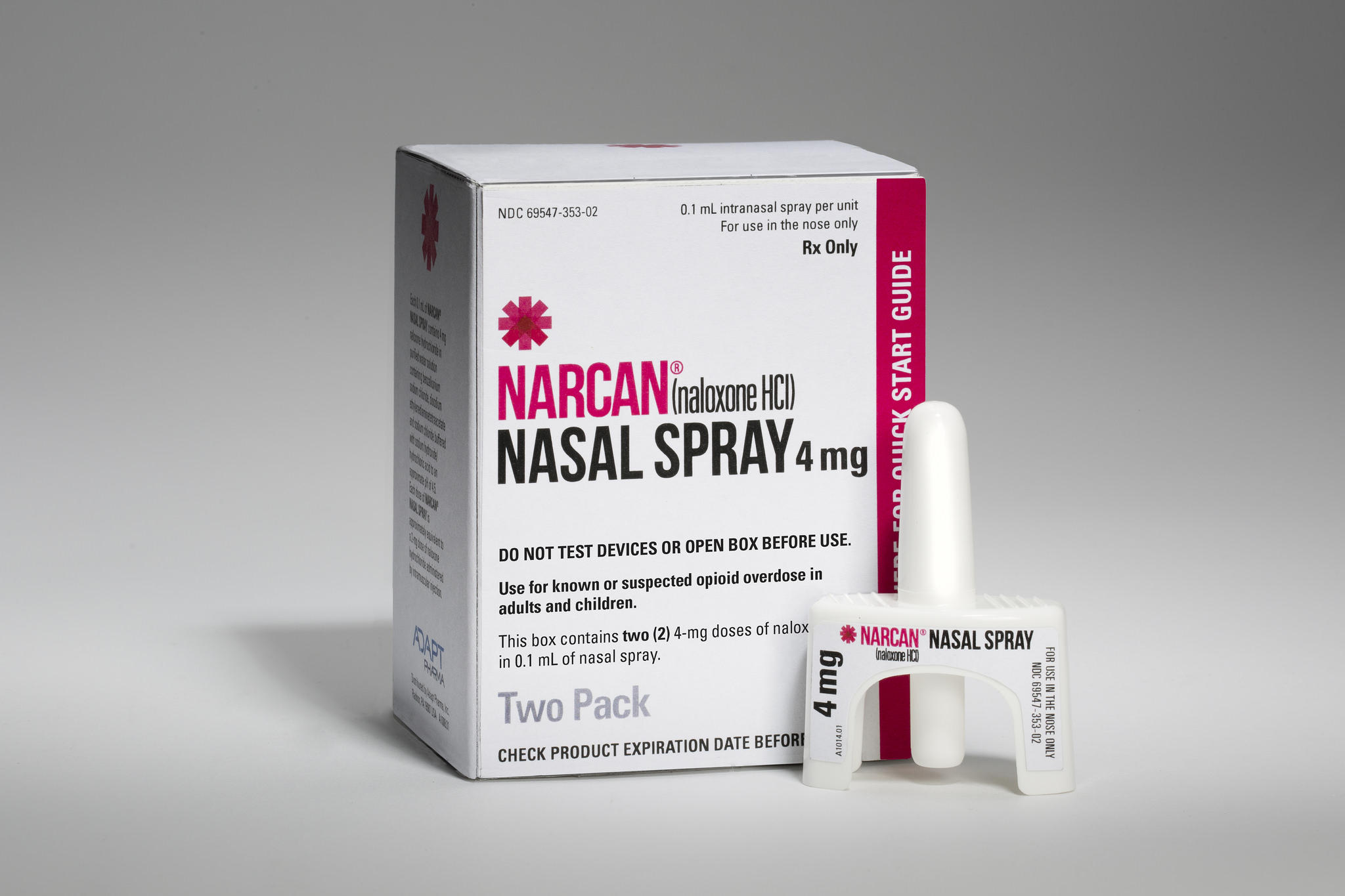 Paul Police Department Latest to Carry Narcan