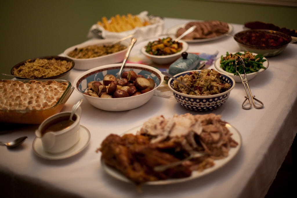 Survey Says Thanksgiving Day Dinner Cheaper This Year