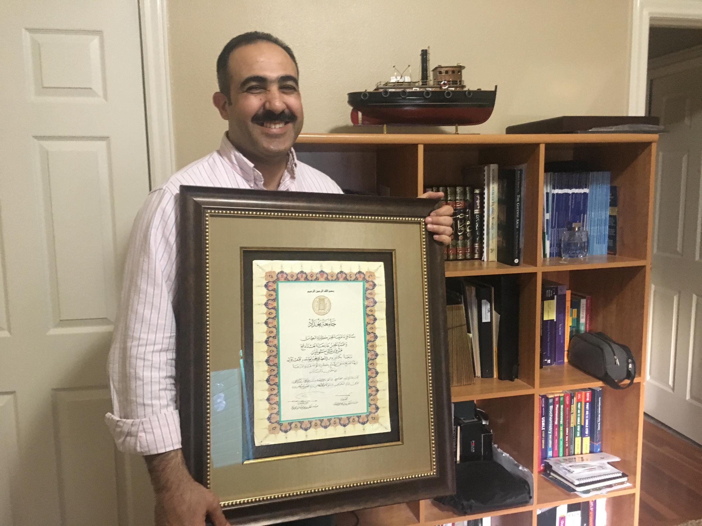 Despite Doctor Shortage, Refugee Physicians Face Big Hurdles To ...