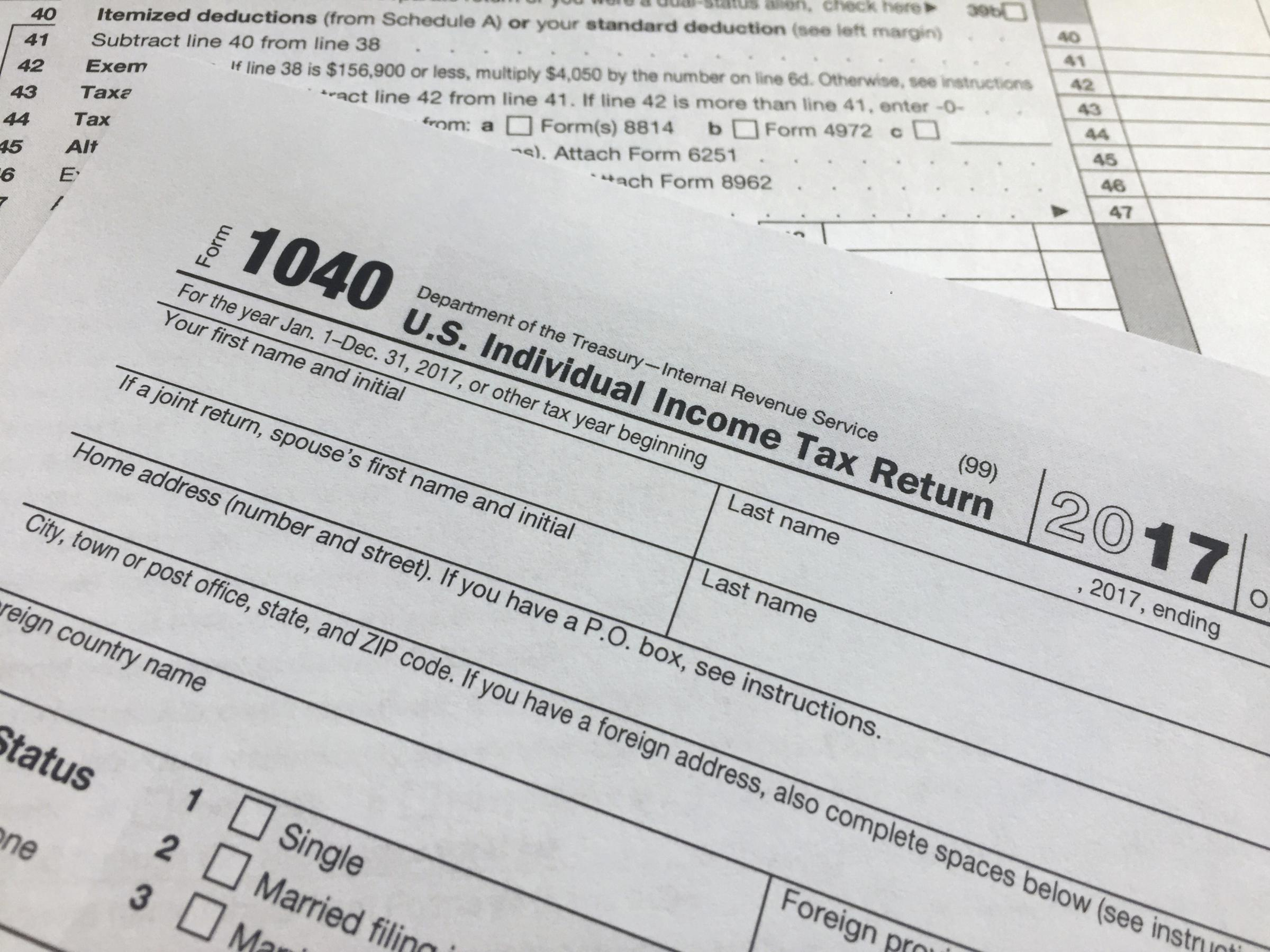 Idaho Tax Commission Warns Of Identity Theft Scams | Boise State ...