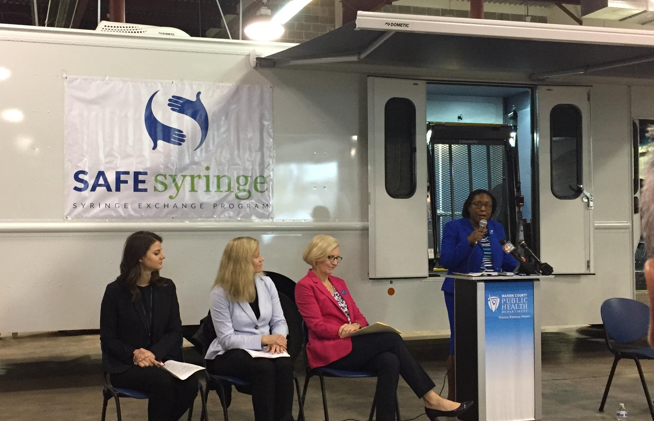 Syringe Access Program Rolls Out In Indianapolis | WBAA