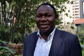 Former information and technology minister Dr. Bitange Ndemo.