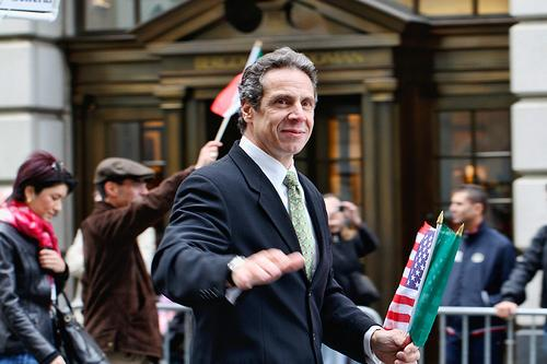 Gubernatorial candidate Andrew Cuomo has clarified that he won't take cheap hydropower away from upstate to supply New York City.
