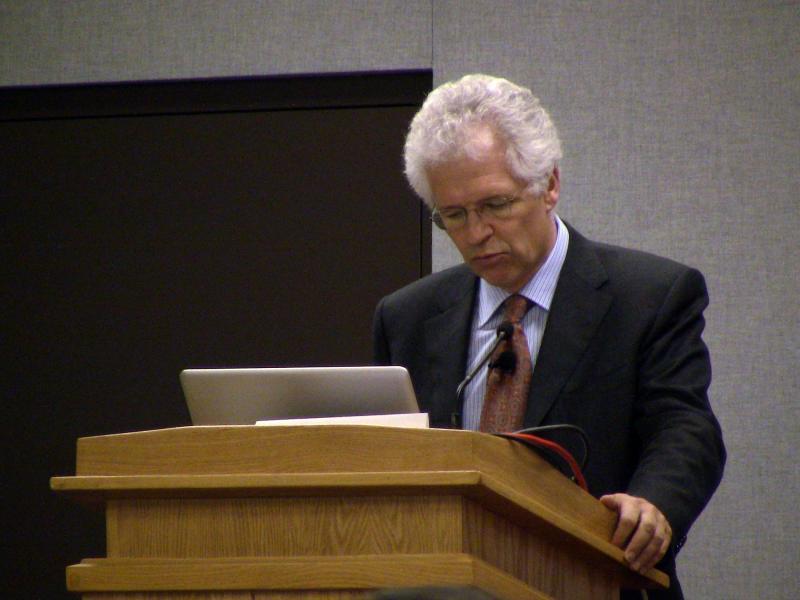 Image of MIT professor Richard Lester.