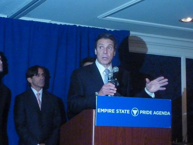 The state's deficit is three times larger than when Cuomo proposed an ambitious solar plan during his campaign.