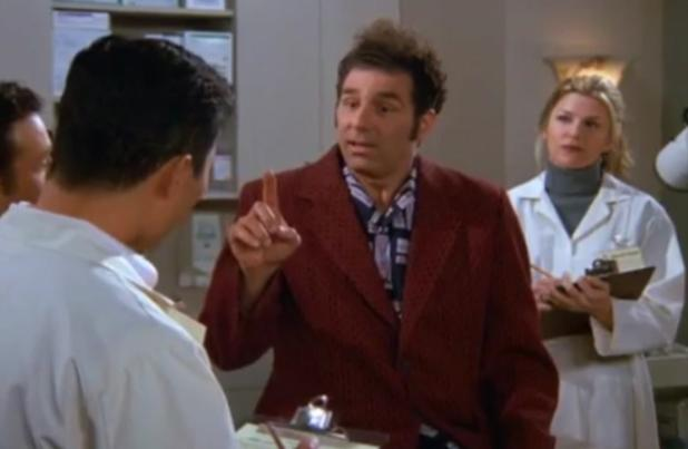 "Most people know of ""standardized patient programs"" through Kramer, of Seinfeld fame. A program at the University of Rochester Medical Center is similar to the above scene, but serious - and in Spanish."