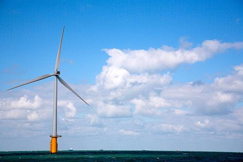 Developers for an offshore wind project continue to lobby for a guaranteed power purchase deal.