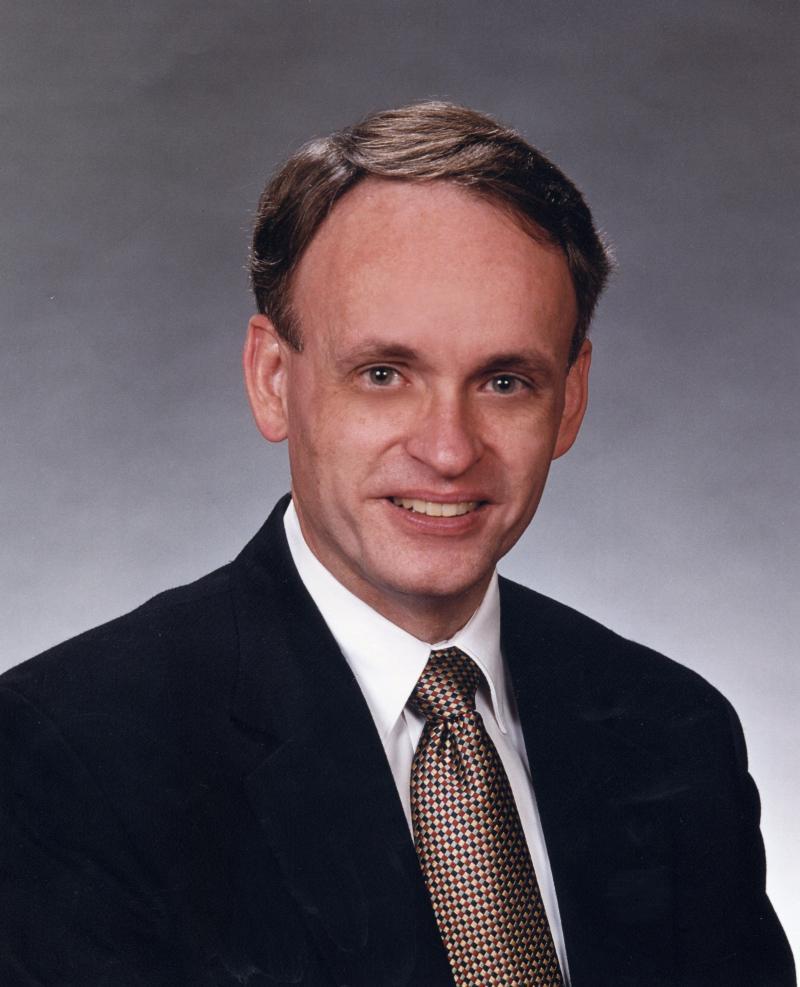 Dr. Daniel Larson is president of Cayuga Community College.