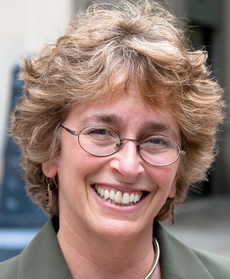 Martha Robertson is the chair of the Tompkins County Legislature.