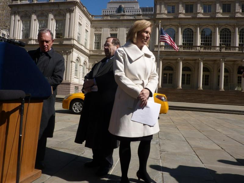 U.S. Sen. Kirsten Gillibrand says about 800,000 New Yorkers are still unemployed, and that her five-point plan could help fix that.