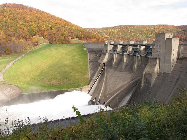 The Kinzua Dam was built on Seneca territory in the 1960s. Now the Seneca Nation is attempting to win the rights to operate the dam, through a new energy company.