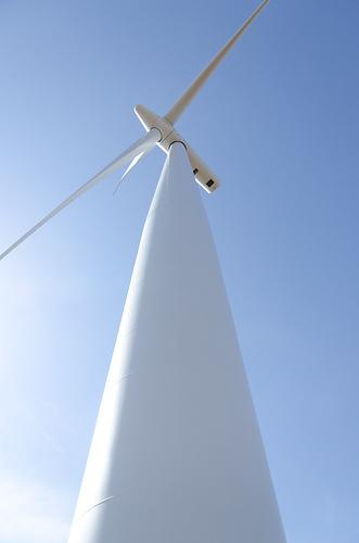 Among the 17 renewable energy projects getting state funds are four wind farms.
