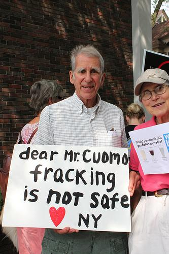 The Ithaca region has led the charge against fracking.  Now the Town of Caroline, also in Tompkins County, says it's keeping its options open about banning the practice.