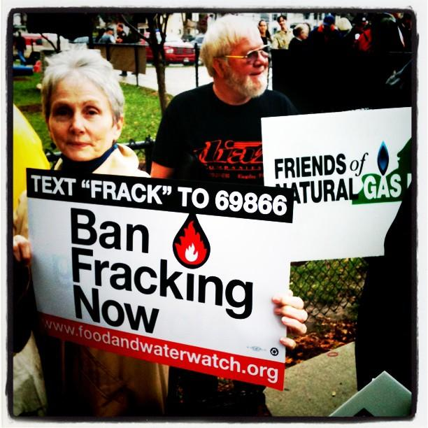 The Associated Press reports some opponents of hydrofracking may be using questionable science.