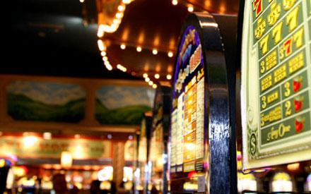 "Video gaming machines were added at racetracks starting in 2001, to create ""racinos."" Racetracks like Tioga Downs and the Aqueduct are likely to seek full casino status if an amendment to New York's constitution legalizes gambling."