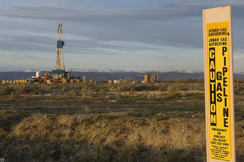 New York towns that want to keep out rigs like this one in Wyoming have good news recently from two New York courts.