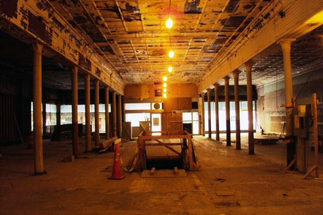 VIP Structures will begin work this spring to convert the Wilson Building in downtown Syracuse into residential space. It's part of a growing trend of former commercial buildings being turned residential.