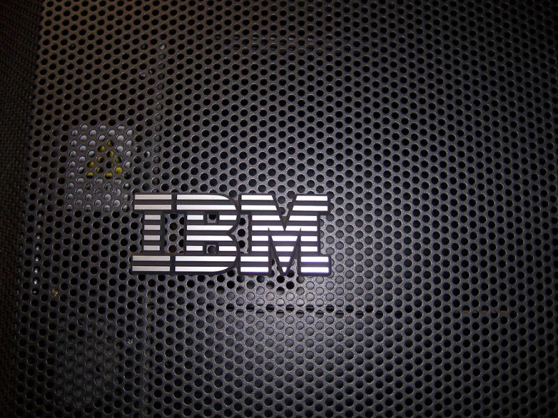 #8, IBM, employs 20,000.