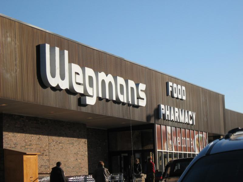 #4, Wegmans, employs the equivalent of 27,000 full-time workers.