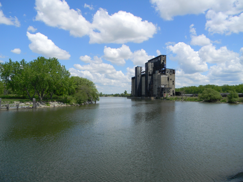 For two centuries the Buffalo River was used primarily by private industry. Recently, state and local efforts are inviting the public back to the waterway.