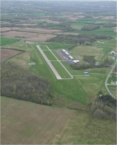 The runway expansion at Canandaigua will support companies operating from the nearby industrial park