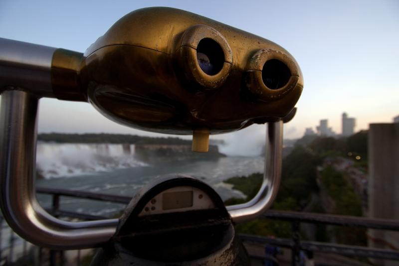 Niagara Falls, N.Y. is searching for young people willing to move to the shrinking tourist town.