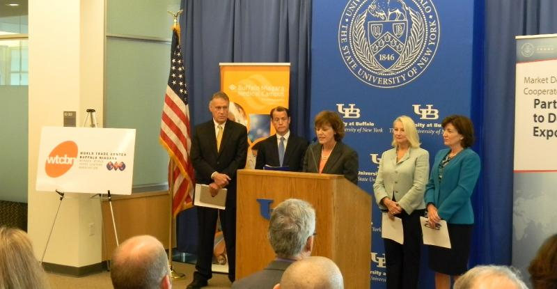 A $682,000 grant from the U.S. Commerce Department and others will aim to create $25 million in sales for western New York medical startups.