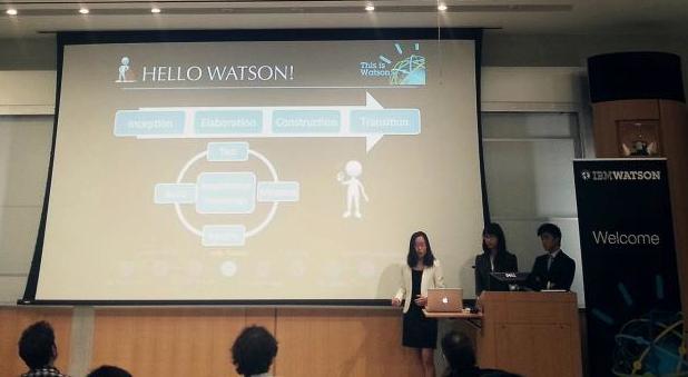 Hello Watson presentation