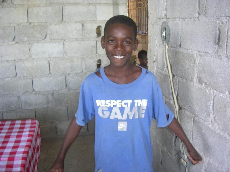 Grace School student
